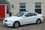 McLaughlin Wedding Car Hire Donegal